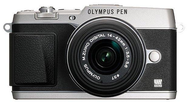 Фотоаппарат со сменной оптикой Olympus Pen E-P5 Kit