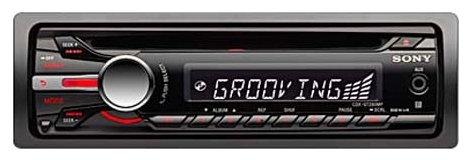 Автомагнитола Sony CDX-GT260MP