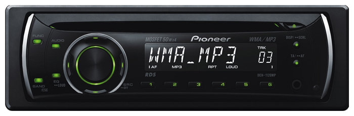 Pioneer DEH-1120MP