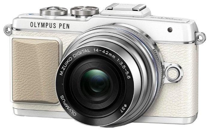 Olympus Фотоаппарат со сменной оптикой Olympus Pen E-PL7 Kit