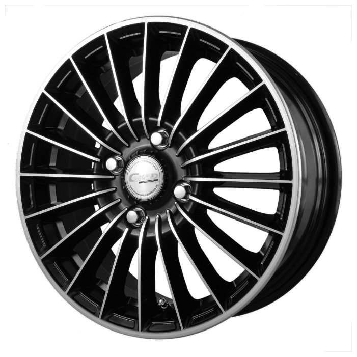 Колесный диск SKAD Веритас 6.5x16/4x100 D67.1 ET45 Алмаз