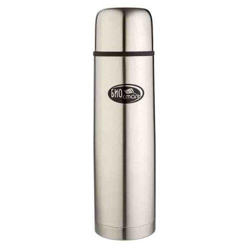 Классический термос Biostal NB-750, 0.75 л серебристый