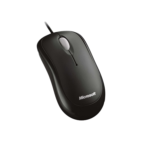Мышь Microsoft Ready Optical Mouse Black USB
