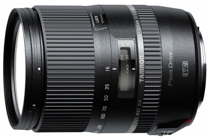 Tamron Объектив Tamron 16-300mm f/3.5-6.3 Di II VC PZD (B016) Canon EF-S