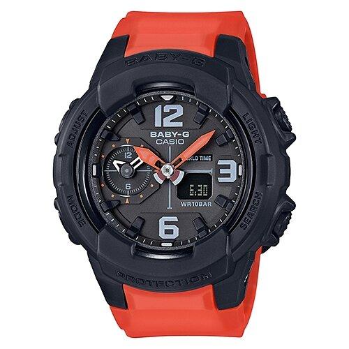 Наручные часы CASIO BGA-230-4B наручные часы casio bga 180 4b3