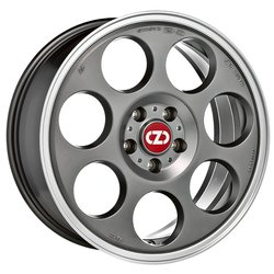 Колесные диски OZ Racing Anniversary 45 7x17/5x108 D75 ET45 Matt Titanium Diamond Lip