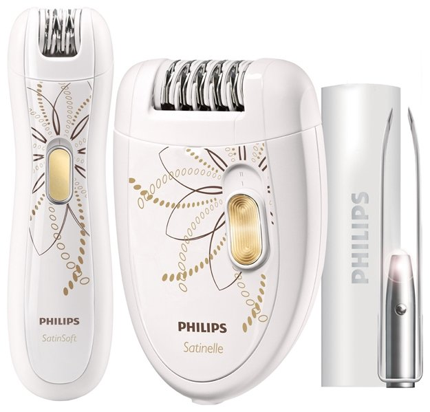 Philips Эпилятор Philips HP6540 Satinelle