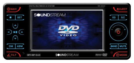 Soundstream VIR-4300T