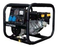 Бензиновый генератор Hyundai HY3200 (2500 Вт)