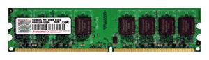 Оперативная память 2 ГБ 1 шт. Transcend JM800QLU-2G
