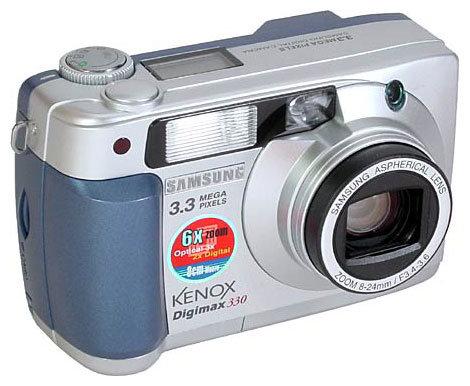 Фотоаппарат Samsung Digimax 330