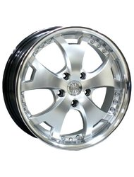 Racing Wheels H-353 7x16 5x112 ET 40 Dia 66.6 HS D/P - фото 1