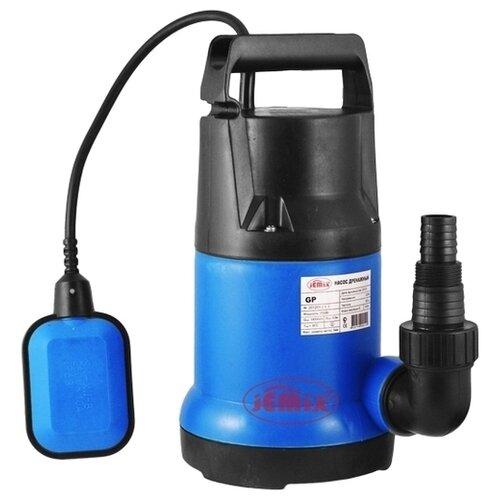 Дренажный насос для чистой воды JEMIX GP 1100 (1100 Вт) насос jemix jet 100