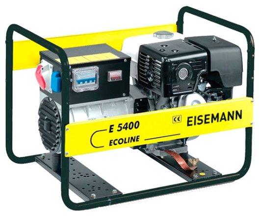 Бензиновая электростанция Eisemann E 5400