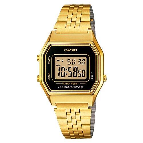 Наручные часы CASIO LA-680WGA-1