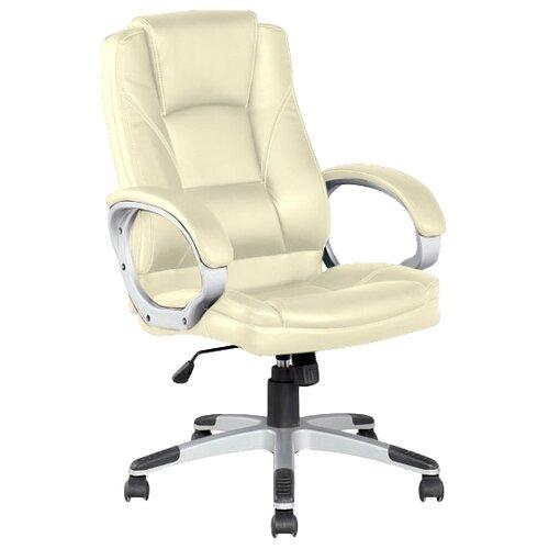 Компьютерное кресло College BX-3177, обивка: искусственная кожа, цвет: бежевый компьютерное кресло tetchair барон обивка искусственная кожа цвет бежевый