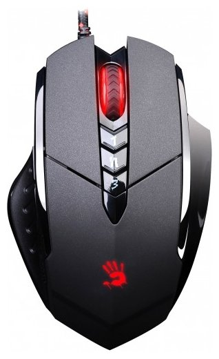 A4Tech Bloody V7 game mouse Black USB