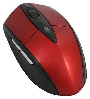 Мышь Porto LM-630 Red-Black USB
