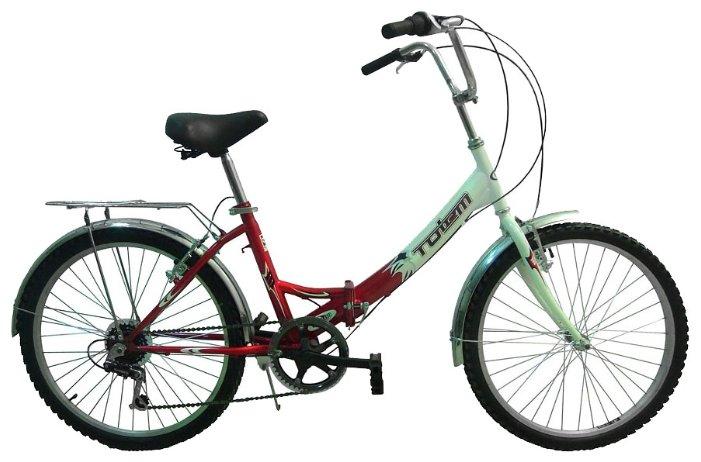 Подростковый городской велосипед Totem SF-274SU-24