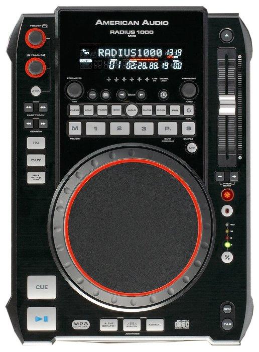 American Audio RADIUS 1000