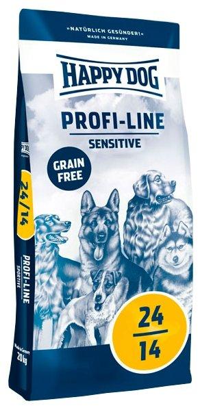 Корм для собак Happy Dog Profi-Line 24/14 20 кг