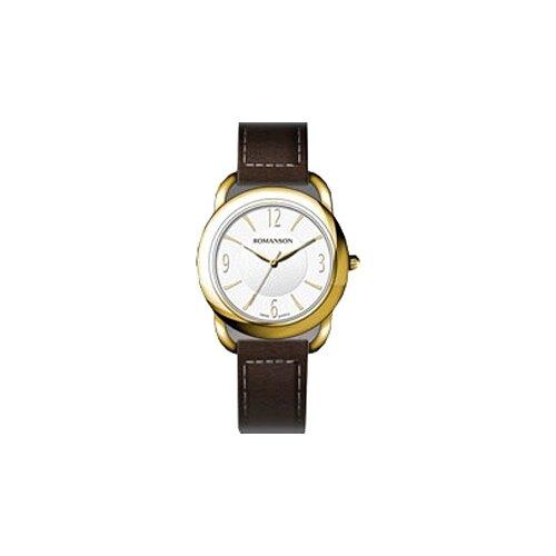 Наручные часы ROMANSON RL1220LG(WH)BN наручные часы romanson rm8a24llg wh