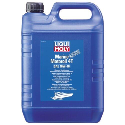 Моторное масло LIQUI MOLY Marine Motoroil 4T 10W-40 5 л цена 2017