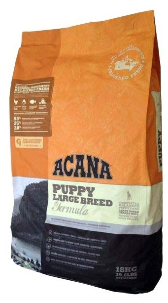Корм для собак Acana Puppy Large Breed