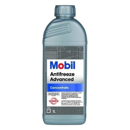 Антифриз MOBIL Antifreeze Advanced 1 л антифриз mobil antifreeze extra 208 л