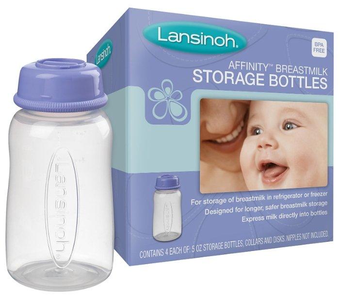 Lansinoh Контейнеры для хранения грудного молока 150 мл