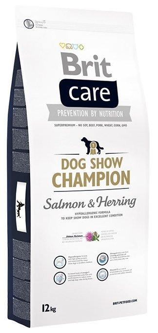 Brit Care Show Champion Salmon & Herring (12 кг)