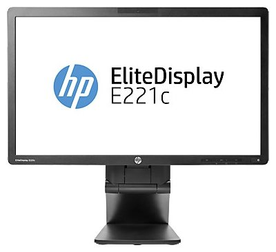 HP EliteDisplay E221c монитор