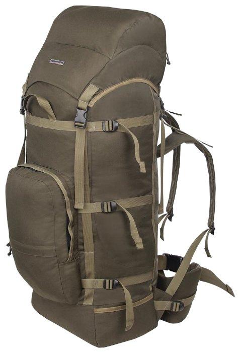 Рюкзак туристический EXTREME 80 Походный, 80 литров. Камуфляж