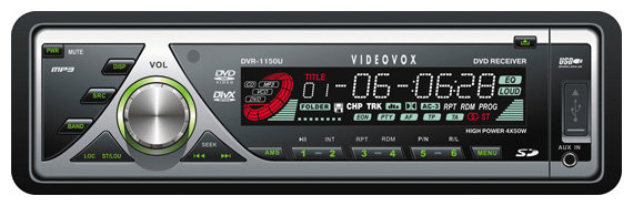 Videovox DVR-1150U