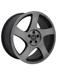 Колесный диск Vissol V-006 8,5 \R18 5x112 ET35.0 D66.6 BLACK MACHINED WITH - фото 1