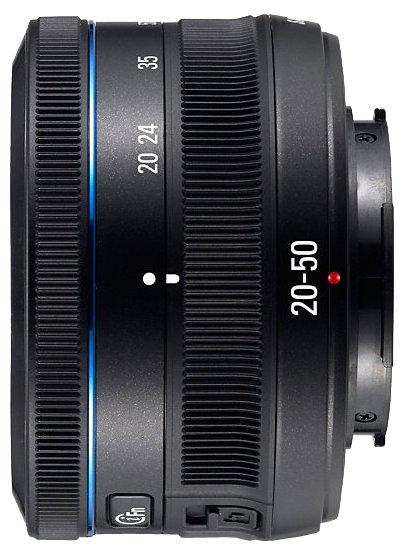 Объектив Samsung 20-50mm f/3.5-5.6 ED (S2050NB)