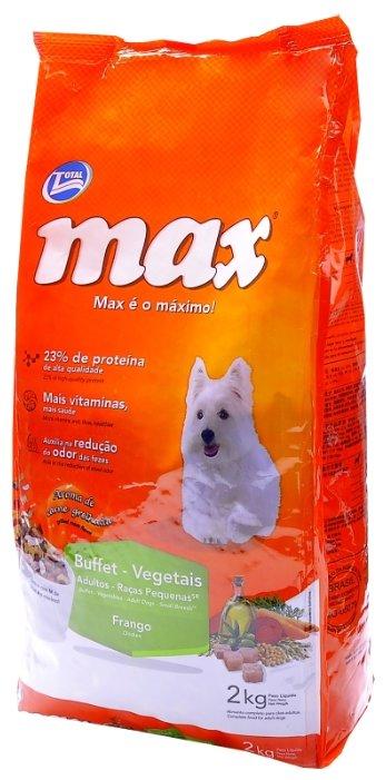 Корм для собак Total Max Adult с курицей и овощами для собак малых пород