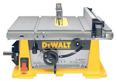 Распиловочный станок DeWALT DW744XP