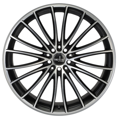 Колесный диск Corniche Sports Wheels Le Mans 8x18/5x105 D73.1 ET40 Matt Black Polished