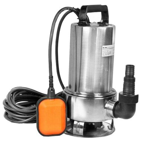 Дренажный насос FoxWeld DPS-1100F (1100 Вт) дренажный насос unipump spsn 1100f