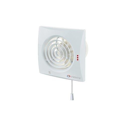 Вытяжной вентилятор VENTS 100 Квайт ВТ, белый 7.5 Вт