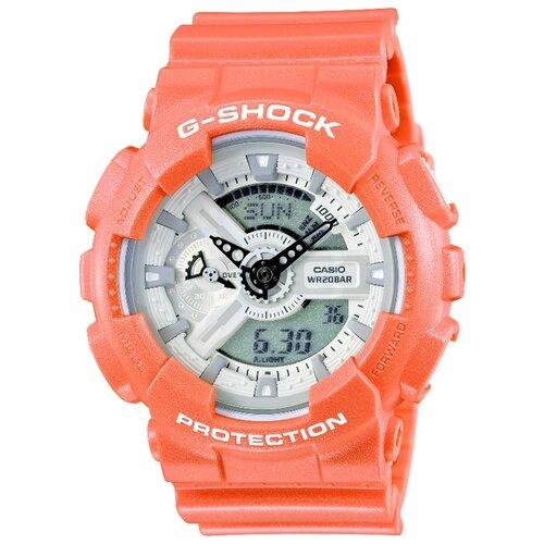 Наручные часы CASIO GA-110SG-4A наручные часы casio ga 800 4a