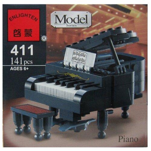 Конструктор Qman Model 411 Фортепиано