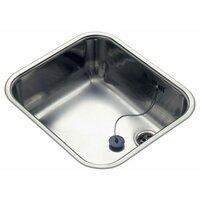 Мойка для кухни Reginox R18 4035 Lux (Osk (c/box) - Полированная)