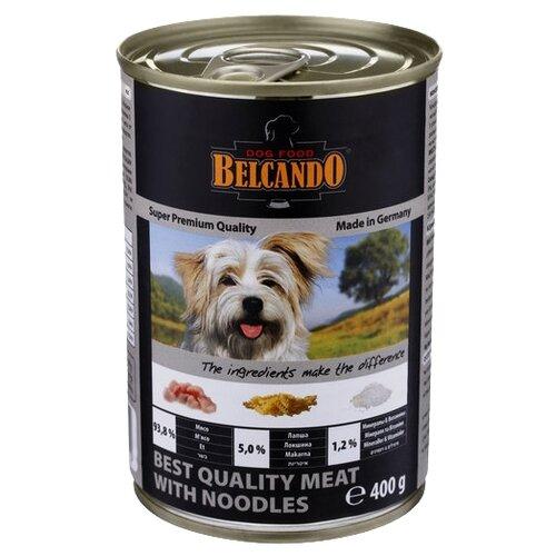 Корм для собак Belcando Отборное мясо с лапшой (0.8 кг) 1 шт.Корма для собак<br>