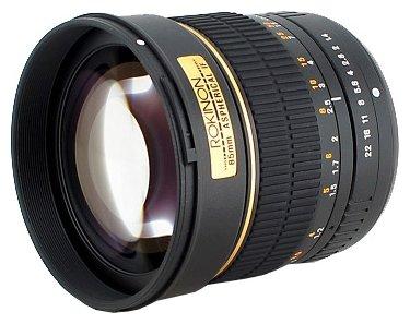 Объектив Rokinon 85mm f/1.4 Aspherical Canon EF (85M-C)