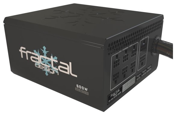 Блок питания Fractal Design Newton R3 600W