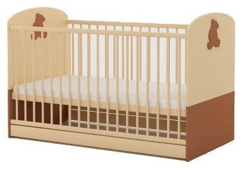 Кроватка Baggi Медвежонок