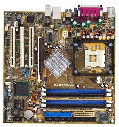 Asus P4P800-VM Intel Network Adapter Treiber