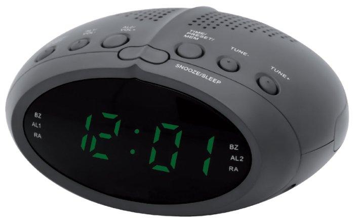 Радиобудильник SUPRA SA-25FM